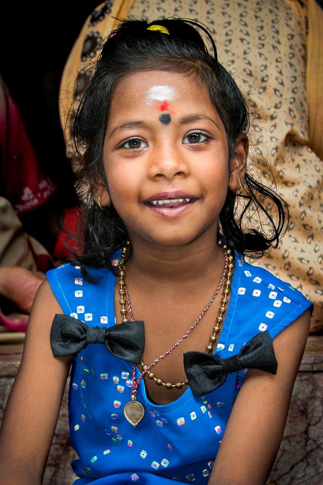 Indisk pige