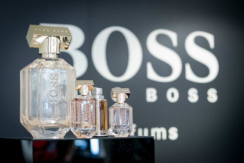 Hugo Boss event