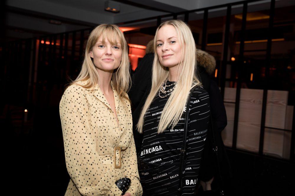 THE RECEPTION - Jeanette Madsen & Thora Valdimars