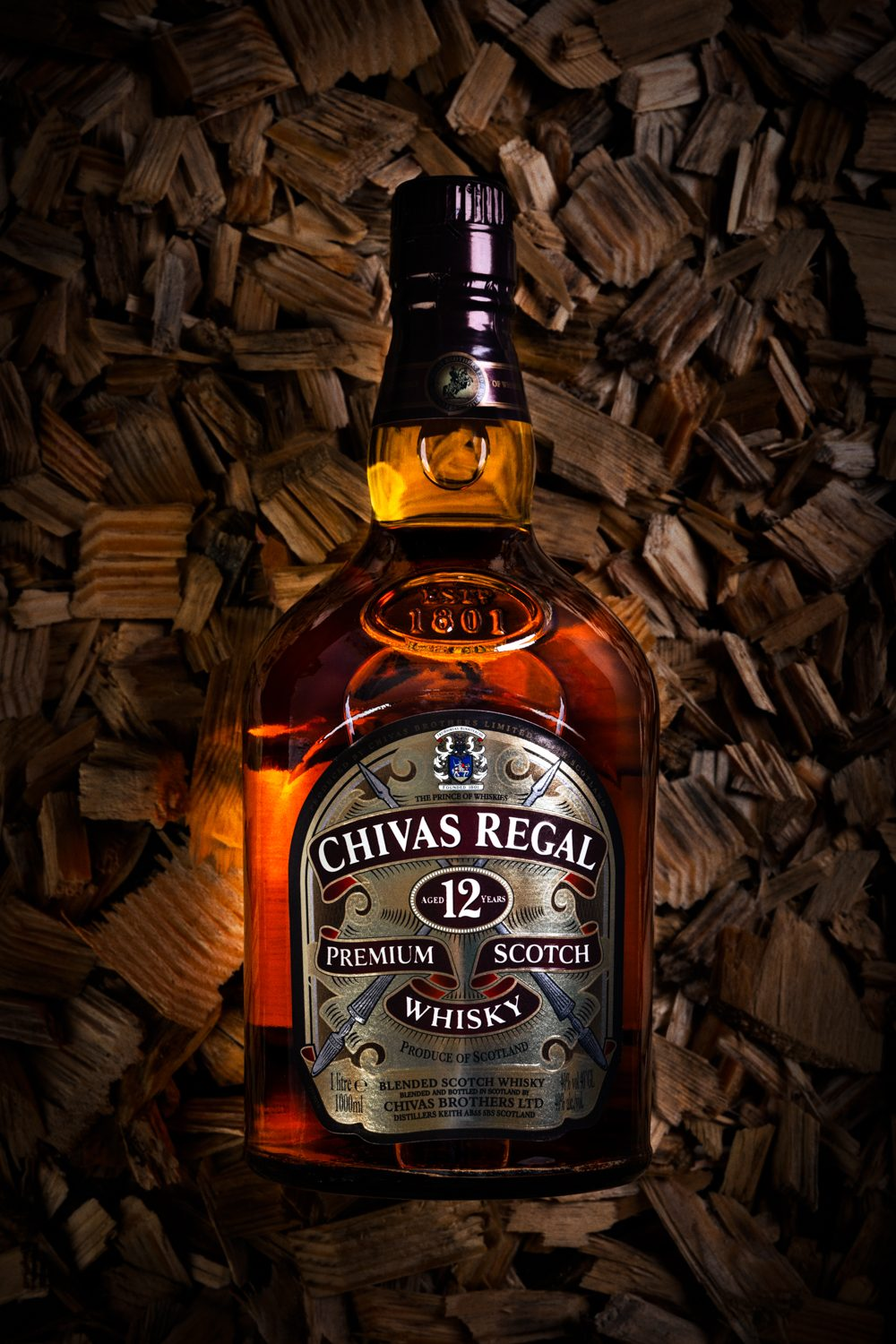 Chivas Regal by Fonnesbo