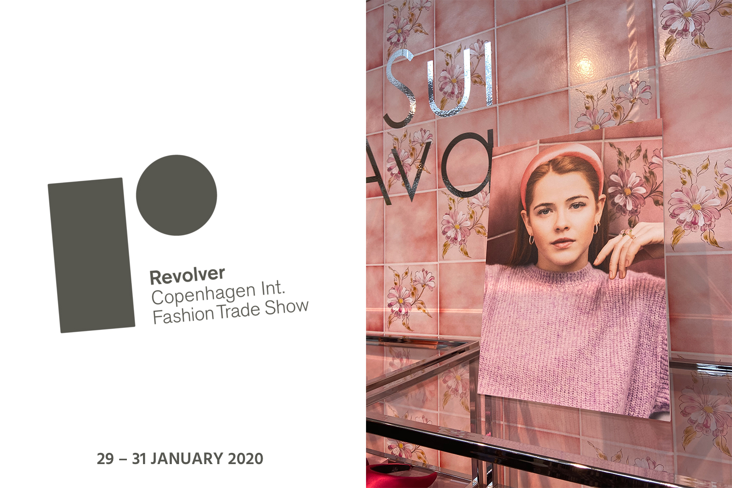 Sui Ava Revolver Fashion Trade Show 2020