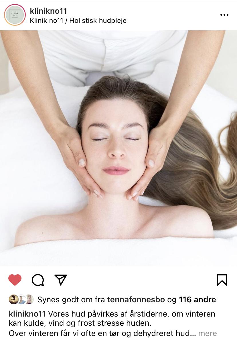 Klinik no.11 - Social Ad